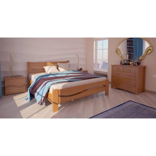 Кровать деревянная ЖеневаХМФ