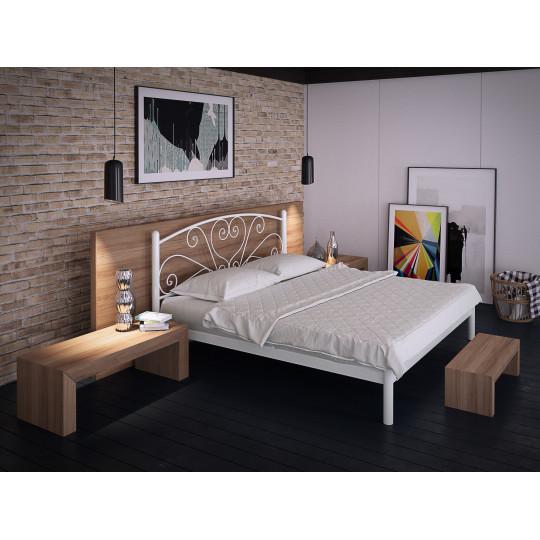 Кровать металлическая КариссаTENERO