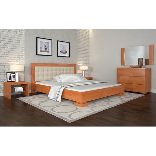 Кровать деревянная Монако букARBORDREV