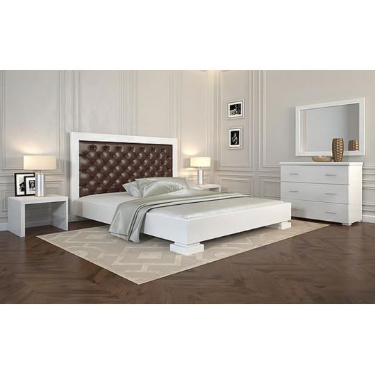 Кровать деревянная Подиум соснаARBORDREV