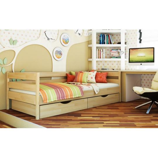 Кровать деревянная Нота  ЭСТЕЛЛА