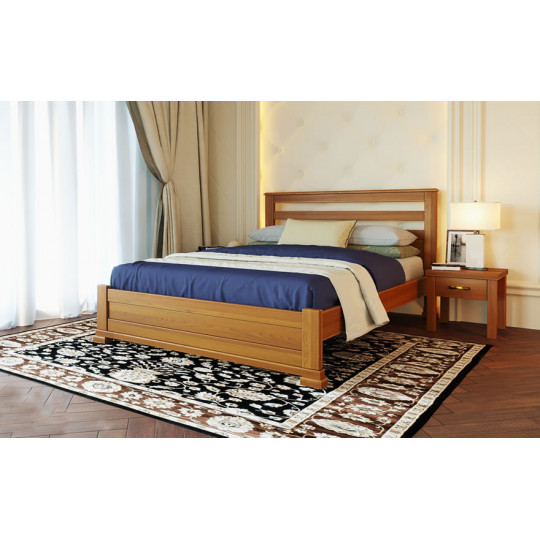 Кровать деревянная ЛордТМ Лев