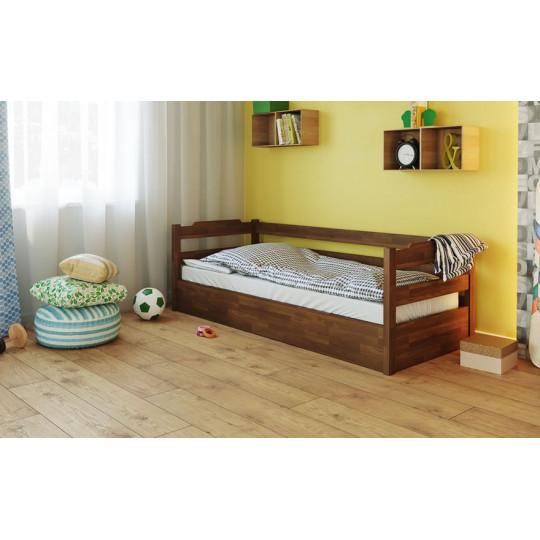 Кровать с подъемным механизмом МиленаТМ Лев