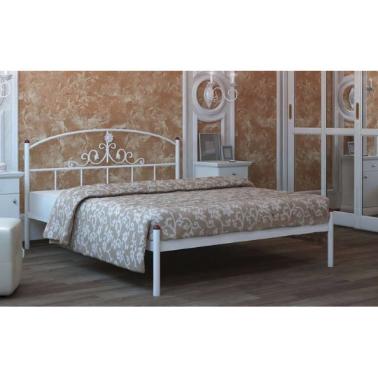 Кровать металлическая КассандраМеталлдизайн