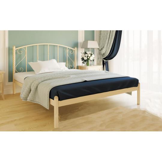 Кровать металлическая ШарлоттаМеталлдизайн
