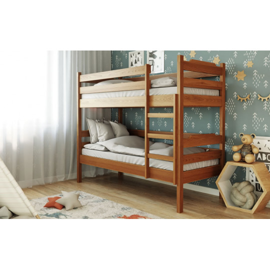 Кровать двухъярусная Милена - 2ТМ Лев