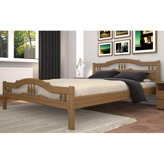 Кровать деревянная Юлия 1Тис