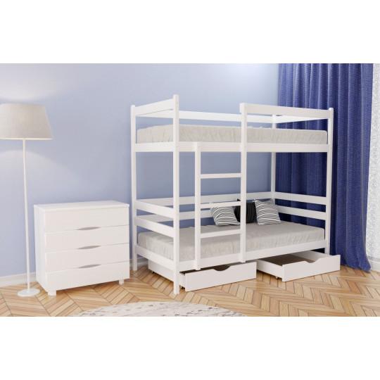 Кровать двухярусная Амели
