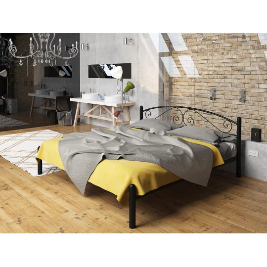 Кровать металлическая ВиолаTENERO