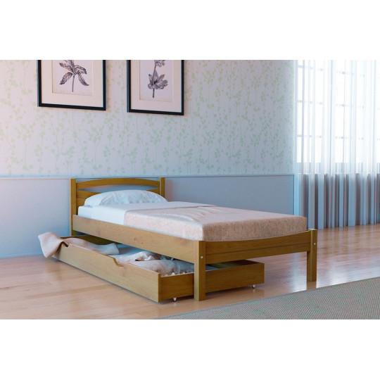 Кровать деревянная Л-109Скиф