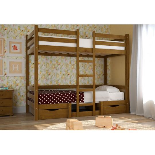 Кровать двухъярусная Л-304Скиф