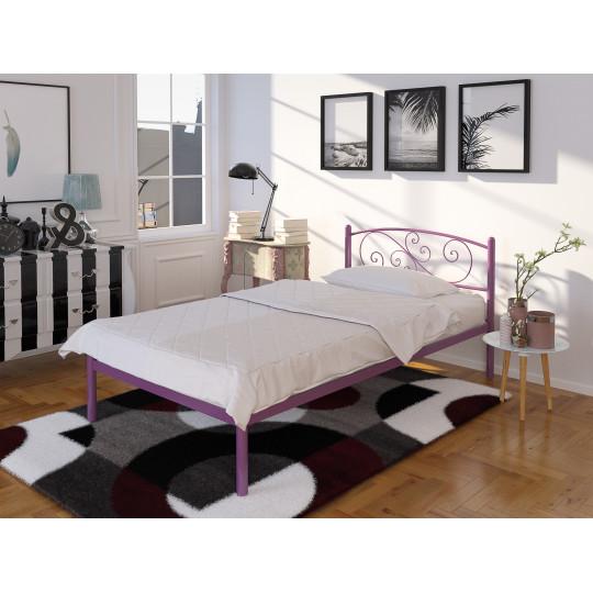 Кровать металлическая ЛилияTENERO