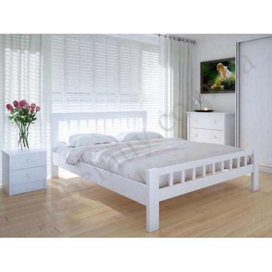 Кровать деревянная ЛуизианаMeblikoff