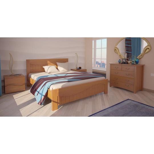 Кровать деревянная МарсельХМФ