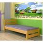 Кровать деревянная Престиж +Mecano