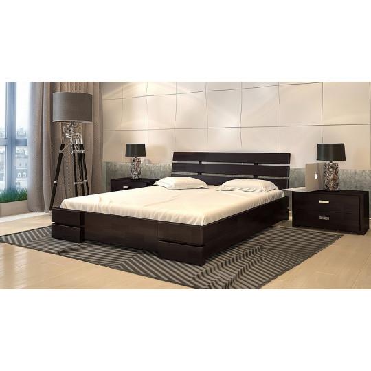 Кровать деревянная Дали Люкс с подъёмным механизмомARBORDREV