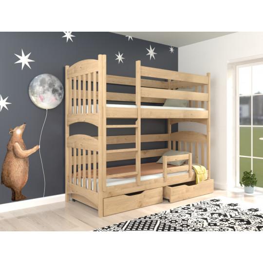 Кровать двухъярусная Мелиса