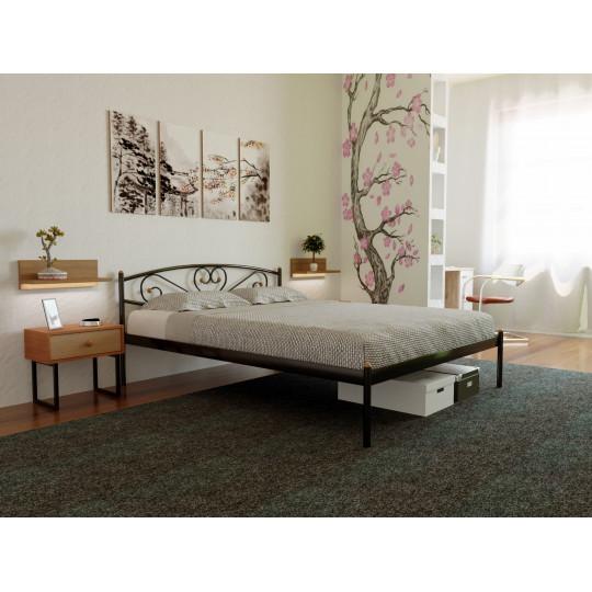 Кровать металлическая МиланаМетакам