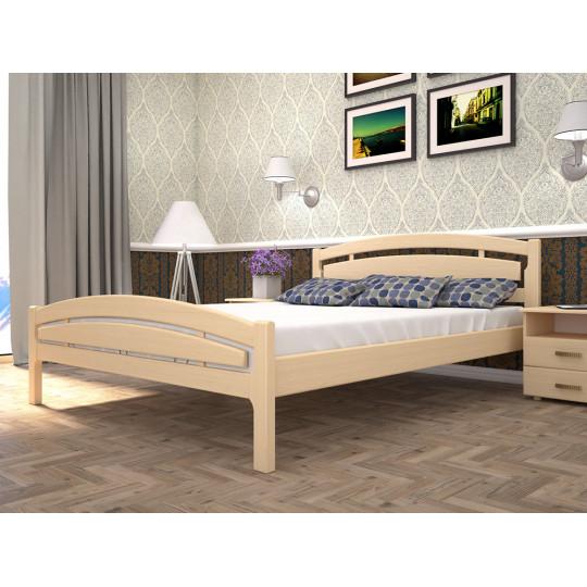 Кровать деревянная  Модерн 2Тис