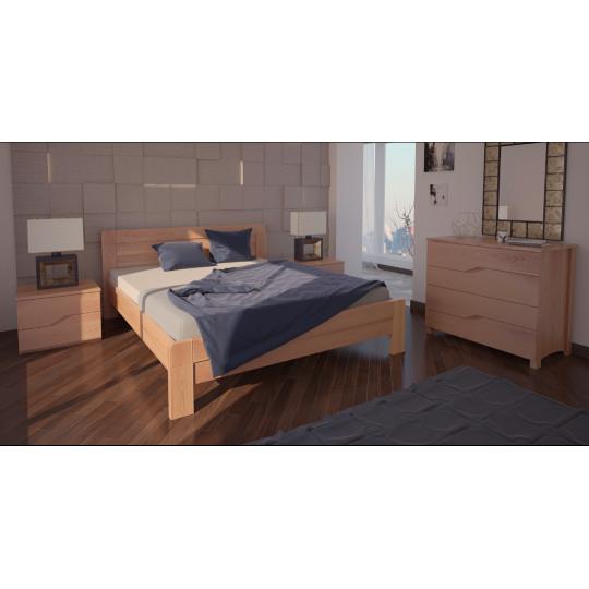 Кровать деревянная ОрландоХМФ