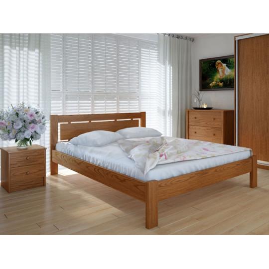 Кровать деревянная ОсакаMeblikoff