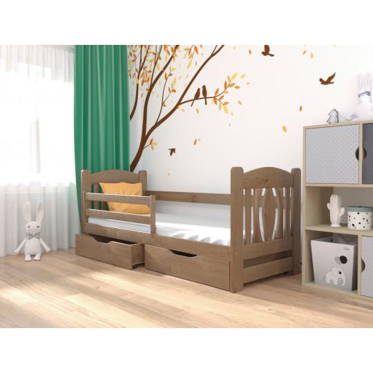 Кровать деревянная Оскар