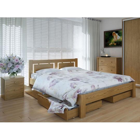 Кровать деревянная ПальмираMeblikoff