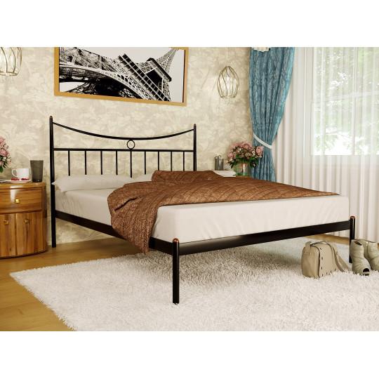 Кровать металлическая ПарижМетакам