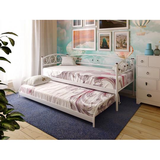 Подкатная кровать РасиоМетакам