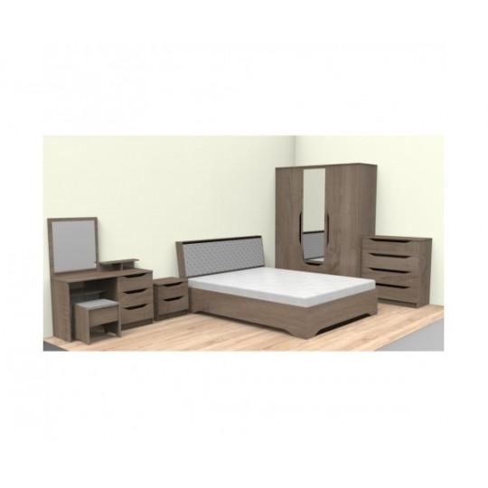 Кровать Сандра из ДСП