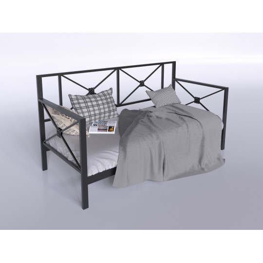 Кровать металлическая ТарсTENERO