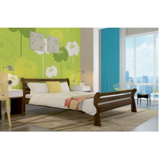 Кровать деревянная Вояж