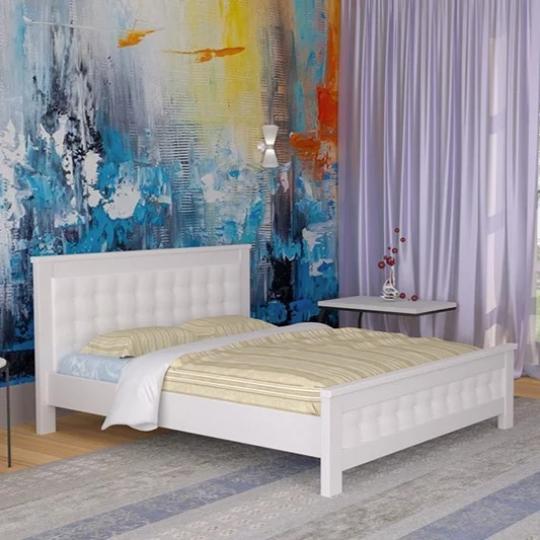 Кровать деревянная Диана (Мекано)