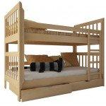 Двухъярусные кровати 90 на 200 см.