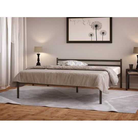 Металлическая кровать Комфорт
