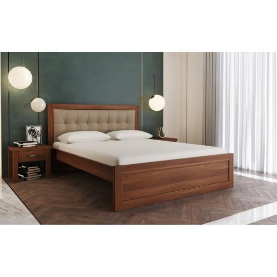 Кровать деревянная Мадрид 50ТМ Лев