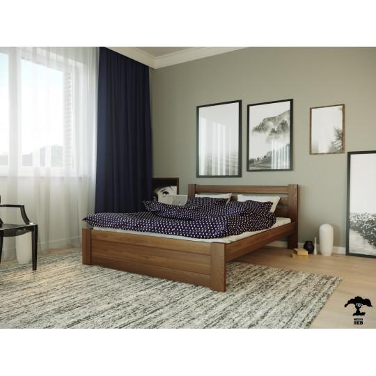 Кровать деревянная ЖасминТМ Лев