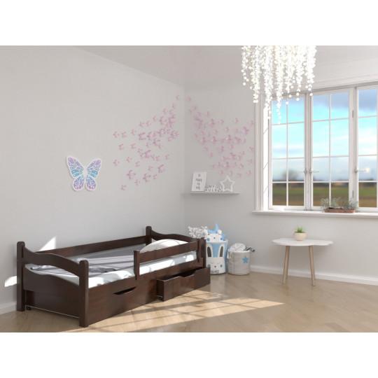 Кровать деревянная Злата